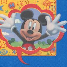 3 Servietten - Mickey Mouse - Disney - USA