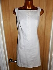 Stunning BNWT white lace cocktail evening party Karen Millen dress size 10