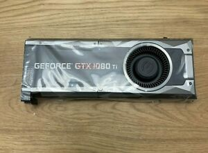 EVGA GeForce GTX 1080 Ti Blower Ref Cooler only - graphics card is NOT included!