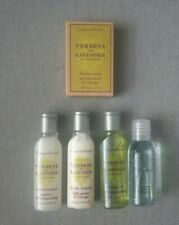 crabtree  evelyn Shampoo Conditioner Lotion Facial Soap mouthwash Travel Kit