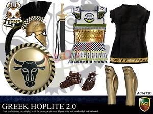 ACI Toys 1/6 Power Set - Greek Hoplite 2.0_ Suit Set D _Warriors Ancient AT100Z