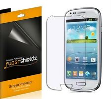 6x Clear Screen Protector Film Guard for Samsung Galaxy S III S3 Mini i8190