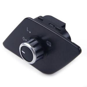 Electric Side Mirror Adjust Control Switch W/Heat Fit for VW Jetta MK6 11-13