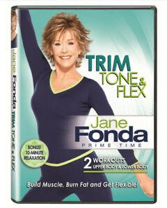Prime Time: Trim, Tone and Flex [New DVD] Full Frame, Dolby