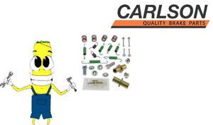 Complete Rear Parking Brake Hardware Kit for Suzuki Verona 2004-2006