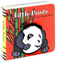 Little Panda: Finger Puppet Book by Image Books (Board book book, 2009)