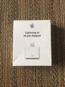 APPLE Lightning to 30-pin Adapter - MD823ZM/A - NEW