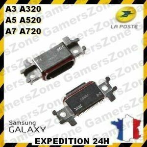 Connecteur port de charge pour SAMSUNG GALAXY 2017 A3 A5 A7 A320F A520F A720F X1