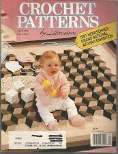 Crochet Patterns by Herrschners - April 1992 - Volume 6, Number 2