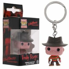Funko Pop Keychain A Nightmare on Elm Street Freddy Krueger Vinyl Figure Keyring