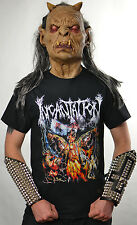 Incantation - Diabolical Conquest T-SHIRT M Immolation Disma Autopsy Vasaeleth