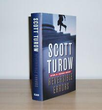 Scott Turow - Reversible Errors - 1st/1st