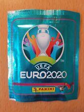 Panini Tüte Euro 2020 NO Preview - Markierung links - vertikale Version MEGA RAR