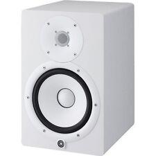 Yamaha HS8W Powered Studio Monitor (White)