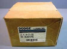 Dodge QD Type Bushing 120636, J X 4-7/16, NIB