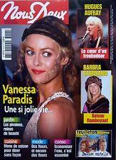 Mag 2005: VANESSA PARADIS_BARBRA STREISAND_HUGUES AUFRAY