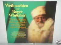 """****WEIHNACHTEN MIT ROGER WHITTAKER-12""""Inch Avon LP****"""