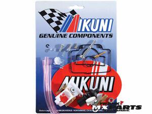 Rebuild kit Mikuni TM carburetor 1988-1999 Suzuki RM 250 RM250 TMX repair o-ring