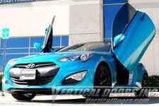 Fit Hyundai Genesis Coupe 10-15 Lambo Style Vertical Doors VDI Bolt On Hinge Kit