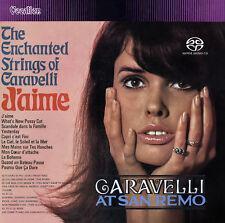 Caravelli • Caravelli at San Remo & J'aime  [SACD Hybrid Stereo] - CDLK4618