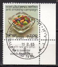 Israel - 1983 Quit smoking - Mi. 921 VFU