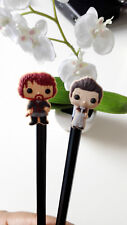 Outlander 2 personnages duo Fraser Sassenach idée cadeau crayons back to school