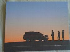 Toyota Landcruiser GAMA FOLLETO 2008 mercado de Estados Unidos