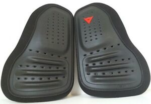 Dainese Double Chest Protectors (pair) Black