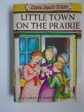Little Town on the Prairie, Laura Ingalls Wilder, Paperback, 1970s?