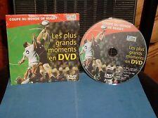 DVD: Les Plus Grands Moments de la COUPE du Monde de RUGBY 2007, 30mn, français