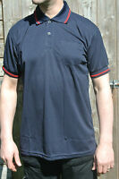 PAREDES MENS QUICK DRY COMFORT WICKING POLO SHIRT POCKET WORK COOL POLOSHIRT