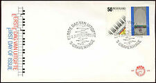 Netherlands 1985 Music Year, Europa FDC First Day Cover #C27871
