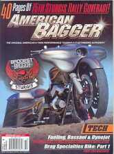 AMERICAN BAGGER Magazine - October 2015 Issue (NEW COPY)