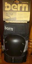 NEW Bern Adult Bike Skate Elbow Pad Set S/M