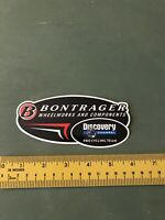 bontrager wheel decals Cycling