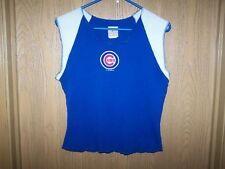 CHICAGO CUBS  Sleeveless T-Shirt - YOUTH Size  XL- MLB GENUINE MERCHANDISE