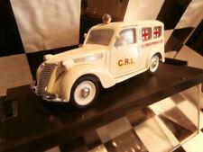 Voitures de courses miniatures rouge pour Fiat 1:43