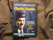 Charlie Chaplin Double Feature (DVD, 2002) Tillie's Punctured/A Burlesque