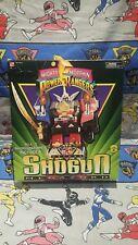 Bandai Mighty Morphin Power Rangers Deluxe Shogun Megazord! In the box (1995)