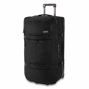 Dakine Travel Split Roller 110 Litre Luggage Rolling Bag Black