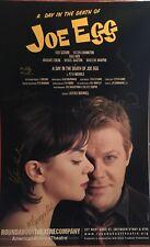Eddie Izzard + Cast Signed JOE EGG Broadway Poster Windowcard