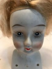 Bisque Doll Head