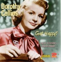 Dorothy Collins - Get Happy! - Star of Televisions Your Hit Parade [CD]