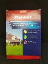 First Alert RD1 Radon Gas Test Kit - New in Box