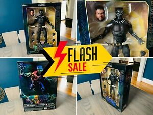 """🔥 IN HAND FAST SHIP! Marvel Legends 12"""" BLACK PANTHER Falcon Winter Soldier 🔥"""