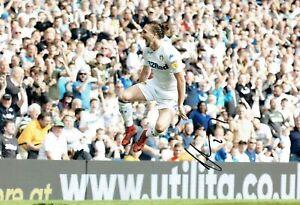 Luke AYLING Leeds United Signed Autograph 12x8 Photo 4 AFTAL COA LUFC