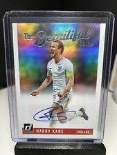 2018-19 Donruss Soccer HARRY KANE The Beautiful Game Autograph England AUTO
