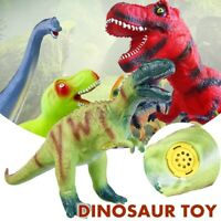 Jurassic Spinosaurus Toy Figure Realistic Dinosaur Model For Kids