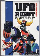 dvd GOLDRAKE UFO ROBOT numero 18 IL DESTINO DI MORUS