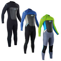 Osprey Origin Mens 3/2mm Neoprene Wetsuit Full Length 3mm Steamer Wet Suit Long